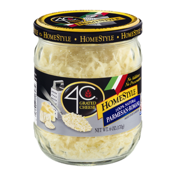 4C Grated Cheese Homestyle 100% Natural Parmesan-Romano