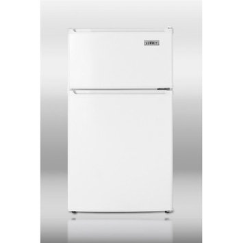 Summit Appliance 2.9 Cu. Ft. Compact Refrigerator with freezer