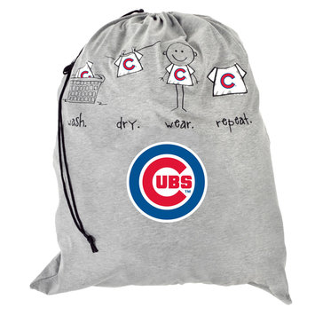 Forever Collectibles MLB Laundry Bag - Chicago Cubs