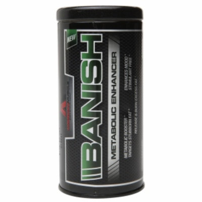 American Muscle - Banish Metabolic Enhancer - 90 Capsules