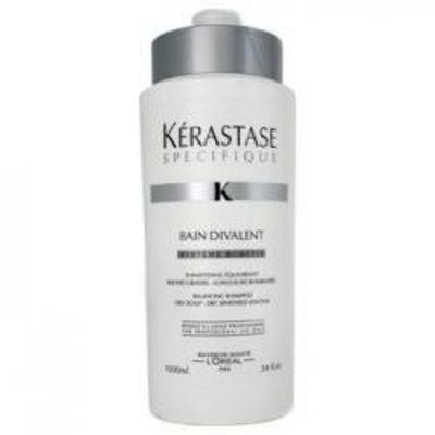 Makeup/Skin Product By Kerastase Specifique Bain Divalent Balancing Shampoo ( For Oily Roots - Sensitised Lengths ) 1000ml/34oz