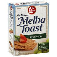 Old London Sourdough Melba Toast