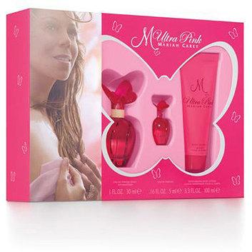 Mariah Carey Ultra Pink Fragrance Gift Set for Women