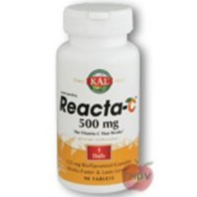 Reacta-C - 500 mg Kal 90 Tabs