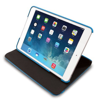 iHome IH-IM1250N Apple iPad mini Swivel Case, Blue