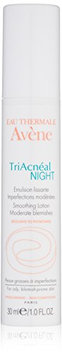 Eau Thermale Avène Triacnéal Night Smoothing Lotion