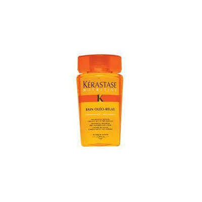 Kerastase Nutritive Bain Oleo-Relax Smoothing Shampoo For Dry and Rebellious Hair