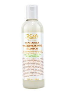Kiehl's Sunflower Color Preserving Shampoo for Color-Treated Hair for Unisex
