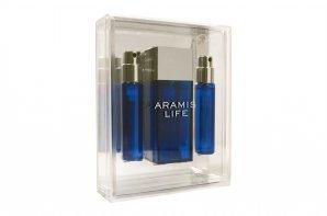 Aramis Life Cologne 3 Piece Gift Set for Men (Eau de Toilette Spray