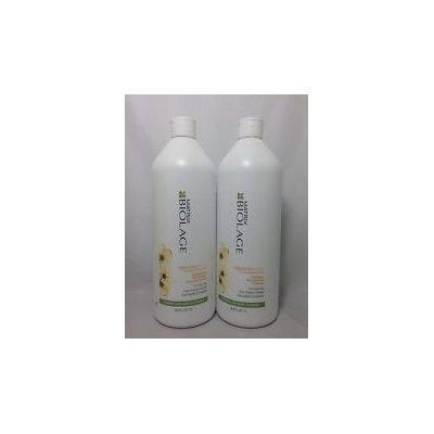 Matrix Biolage Smoothproof Shampoo & Conditioner Liter Duo