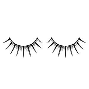 Baci Natural Look Style No.664 Deluxe Eyelashes with Adhesive Included