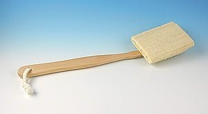 SeaSationals Loofah Back Brush