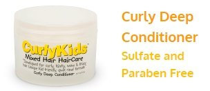 CurlyKids Curly Deep Hair Conditioner