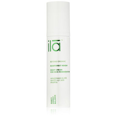 ila-Spa Rainforest Renew Night Cream for Skin Regeneration