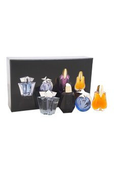 Thierry Mugler Collection Miniatures Four Piece Mini Gift Set for Women