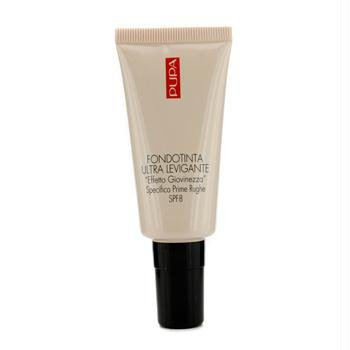 Pupa Milano Ultra Smoothing SPF 8 Foundation for Women