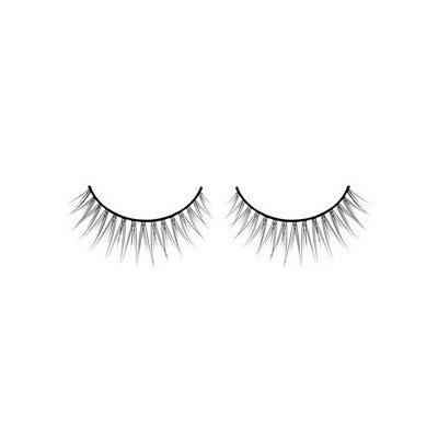 Baci Glamour Style No.592 Black Premium Eyelashes with Adhesive Included