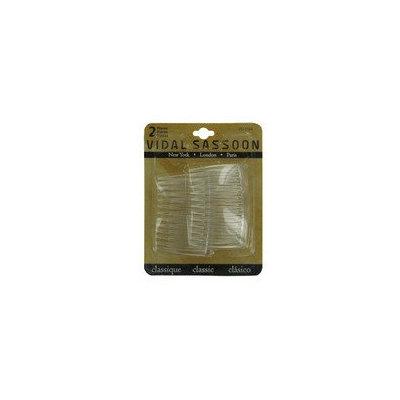Vidal Sassoon 2 Piece Side Combs