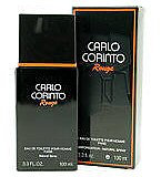 Carlo Corinto Rouge By Carlo Corinto For Men. Eau De Toilette Spray 3.3 Ounces