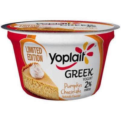 Yoplait® Greek Pumpkin Cheesecake Lowfat Yogurt