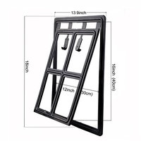 Gateway Gate Way Pet Door for Screens - Large 12 x 16