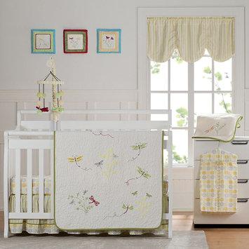 Laugh, Giggle & Smile Zen Garden 10 Piece Crib Bedding Set