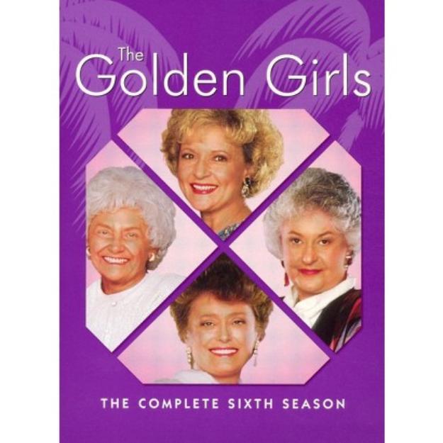 Buena Vista Golden Girls-season 6 [dvd/3 Disc] (buena Vista Home Video)