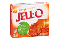 JELL-O Low Calorie Gelatin Dessert Orange