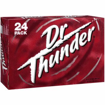 Walmart Dr Thunder Soda