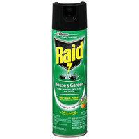 Raid House & Garden Aerosol Indoor-Outdoor Insect Repellent