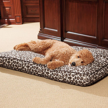Doctors Foster & Smith Ultimate Classic Pet Bed with Scent-Lok Odor Control (Brown)