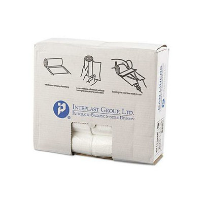 Inteplast Group IBS S243306N High Density Commercial Coreless Roll Can Liners