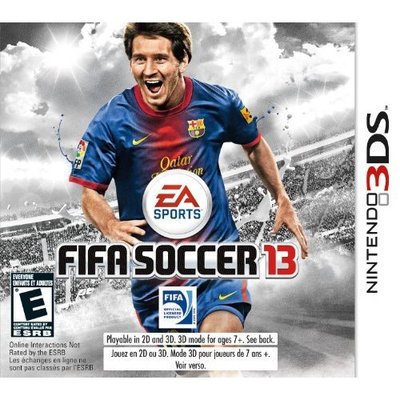 EA FIFA Soccer 13 Nintendo 3DS