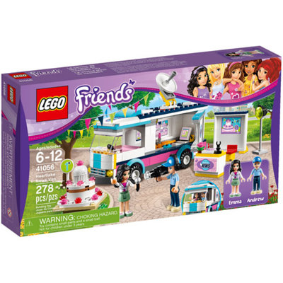LEGO Friends Heartlake News Van