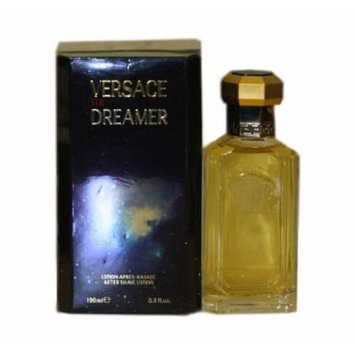 Dreamer By Gianni Versace For Men. Aftershave Pour 3.3 Oz