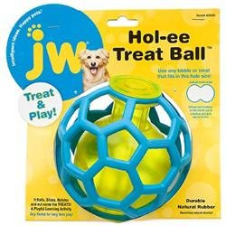 Jw Pet Company Inc JW Pet Hol-ee Treat Ball Dog Toy