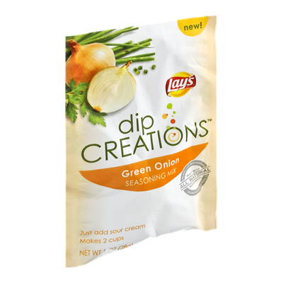 LAY'S® Dip Creations Green Onion Seasoning Mix