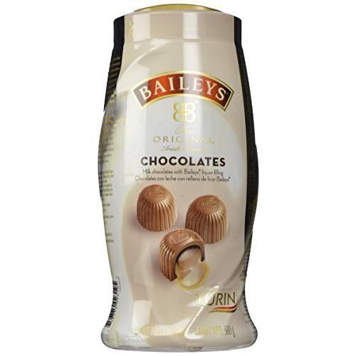 Bailey's Baileys Irish Cream Liquor Filled Chocolates Turin, 1 Pound 1.6 Ounces