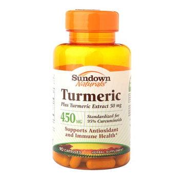 Sundown Naturals Turmeric 450mg