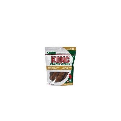 KONG Premium Treats Dental Chews Small Calcium