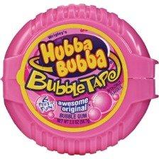 Hubba Bubba Bubble Gum Tape Wrigley