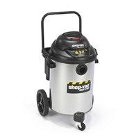 Shop-Vac 15 Gallon Stainless Steel 6.5 Peak HP Right Stuff Wet / Dry Vacuum