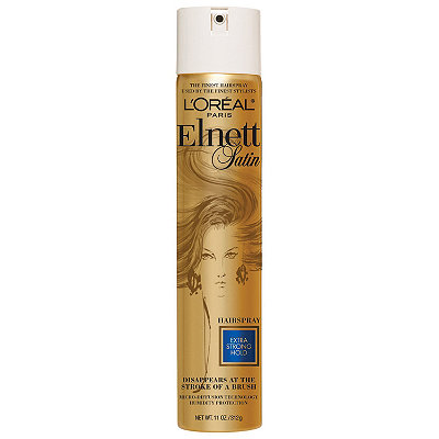 L'Oréal Paris Elnett Satin Hairspray Extra Strong Hold