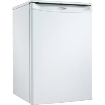 Danby Designer All Fridge - White (2.6 cu.ft.)