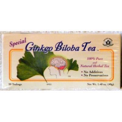 Special Ginkgo Biloba Tea
