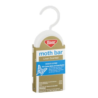 Enoz Moth Bar Linen Scented