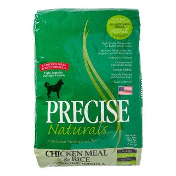 Precise Foundation Dry Dog Food 30lb