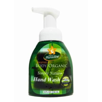 Hand Wash - Unscented By Nature's Paradise