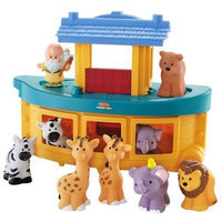 Fisher Price Fisher-Price Little People Noah's Ark [Standard Packaging]