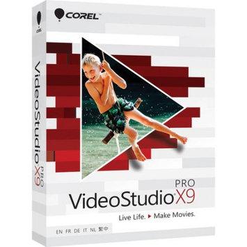 Corel ESDVSPRX9ML VideoStudio Pro X9 (Email Delivery)